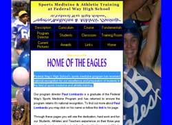 Federal Way High School - Sports Medicine Program